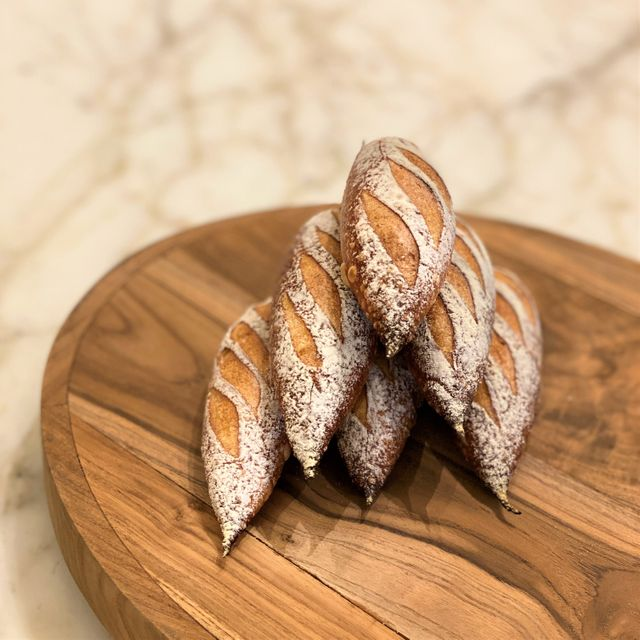 PACK OF 6 - ASSORTED BREADS