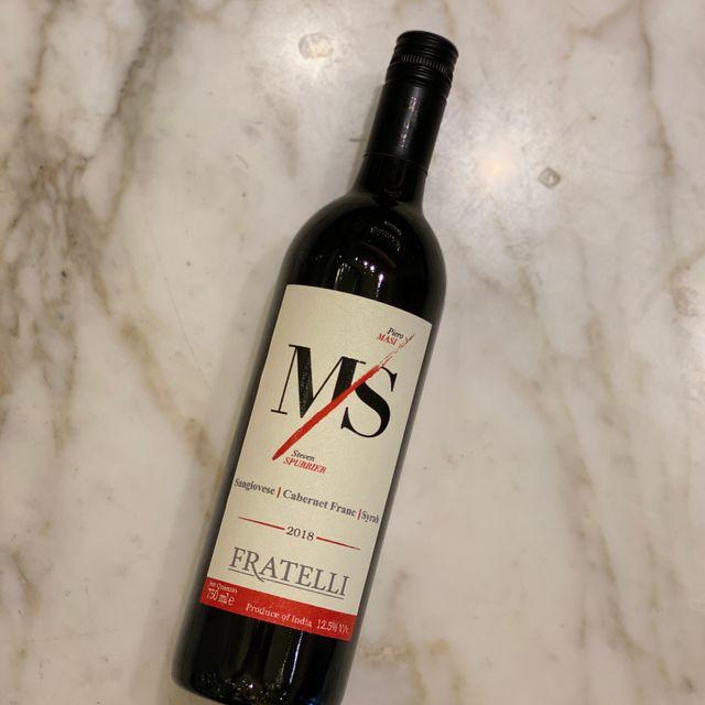 6-Bottle-Deal - Fratelli M/S Sangiovese/Cabernet Franc/Shiraz 2018 - 750ml