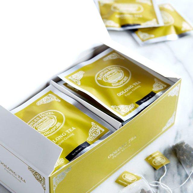 Raffles Oolong Tea Bags