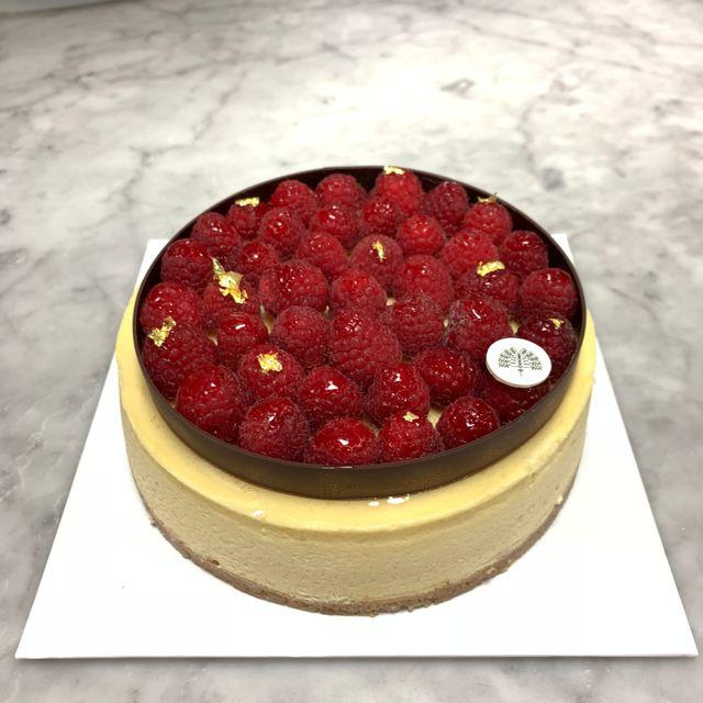 Raspberry Cheesecake - 16cm