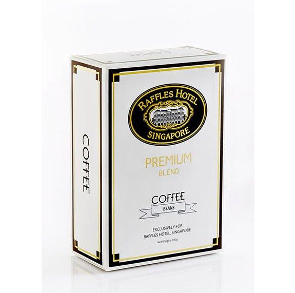 Raffles Premium Coffee Blend Powder/Bean