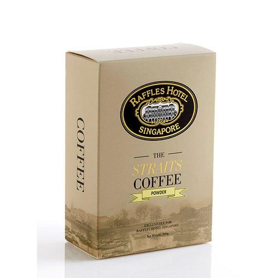 The Straits Blend Coffee Powder/Bean