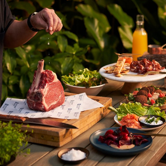 BBQ Experience for 4 Persons