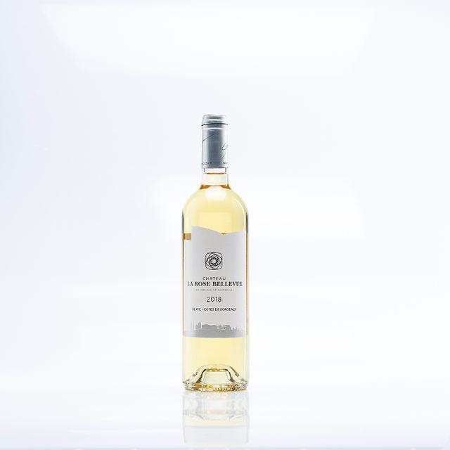 Château La Rose Bellevue Blaye Côtes De Bordeaux Blanc 2018 - 750ml