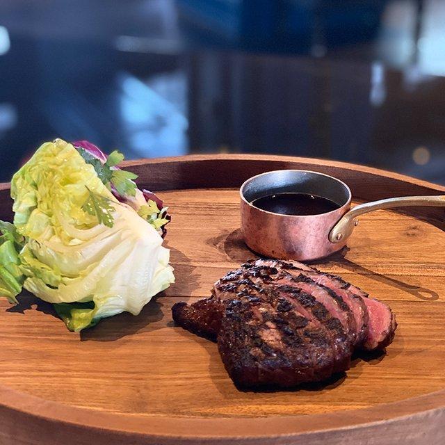 A5 Kagoshima Striploin Wagyu | Beef Demi-glace