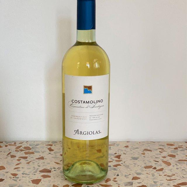 Argiolas, Costamolino d'Sardegna DOC