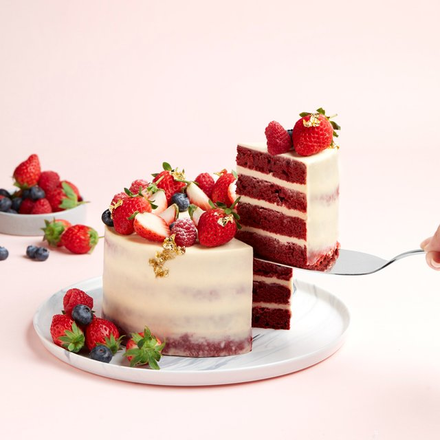 Build Your Own Cake